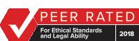 Peer Ratings Badge 2018